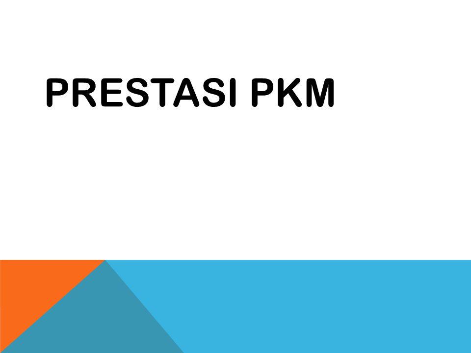 PRESTASI PKM