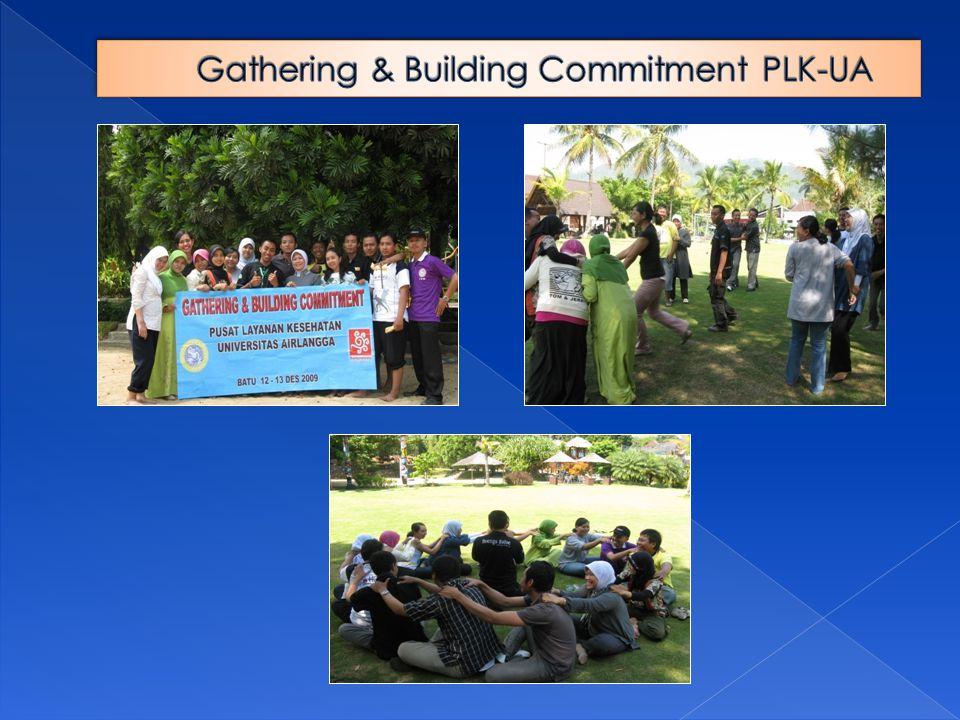 Gathering & Building Commitment PLK-UA