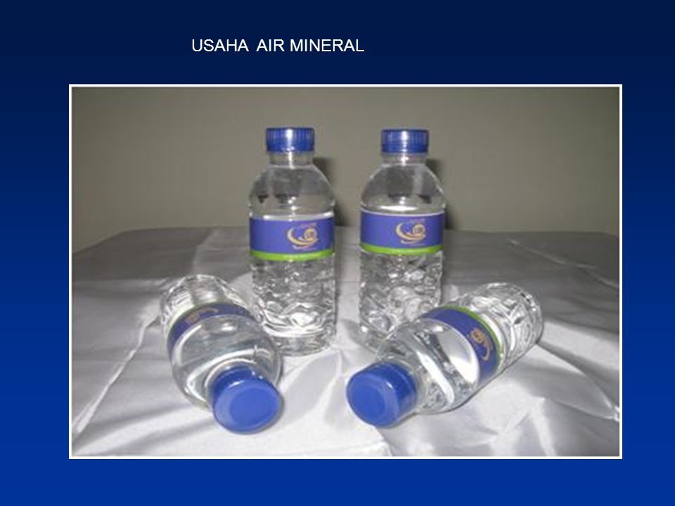 USAHA AIR MINERAL