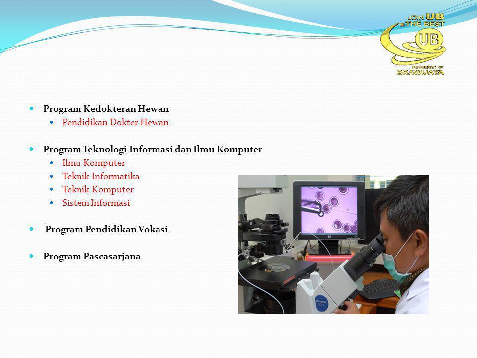 Program Kedokteran Hewan