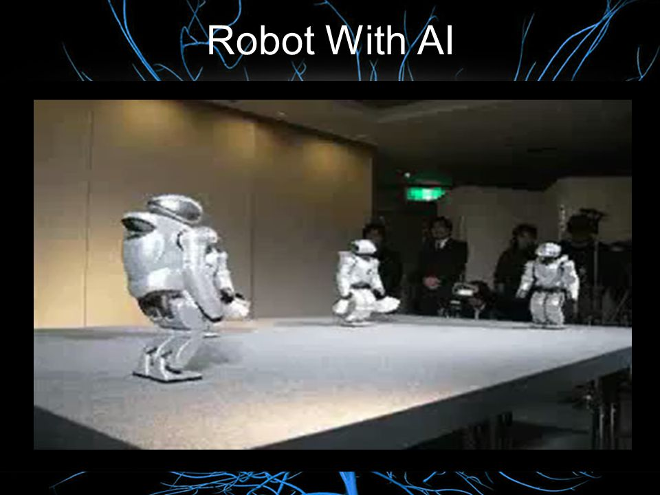 Robot With AI