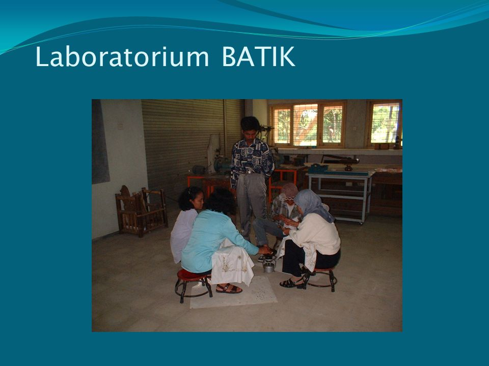 Laboratorium BATIK