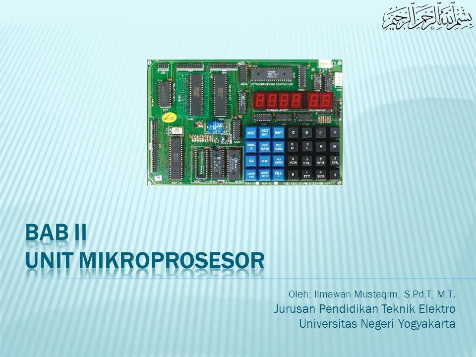 BAB II Unit Mikroprosesor