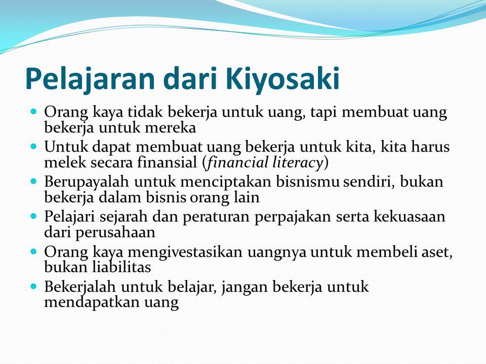 Pelajaran dari Kiyosaki