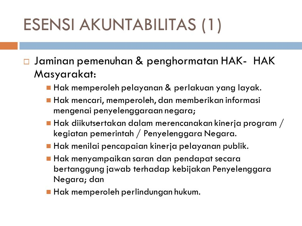 ESENSI AKUNTABILITAS (1)