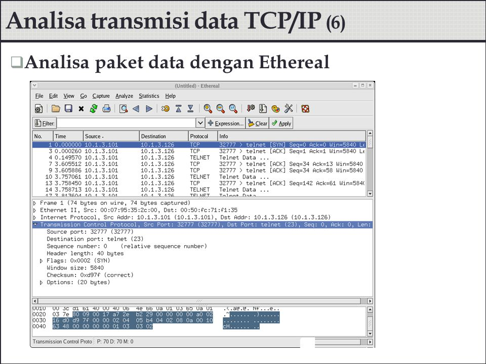 Analisa transmisi data TCP/IP (6)