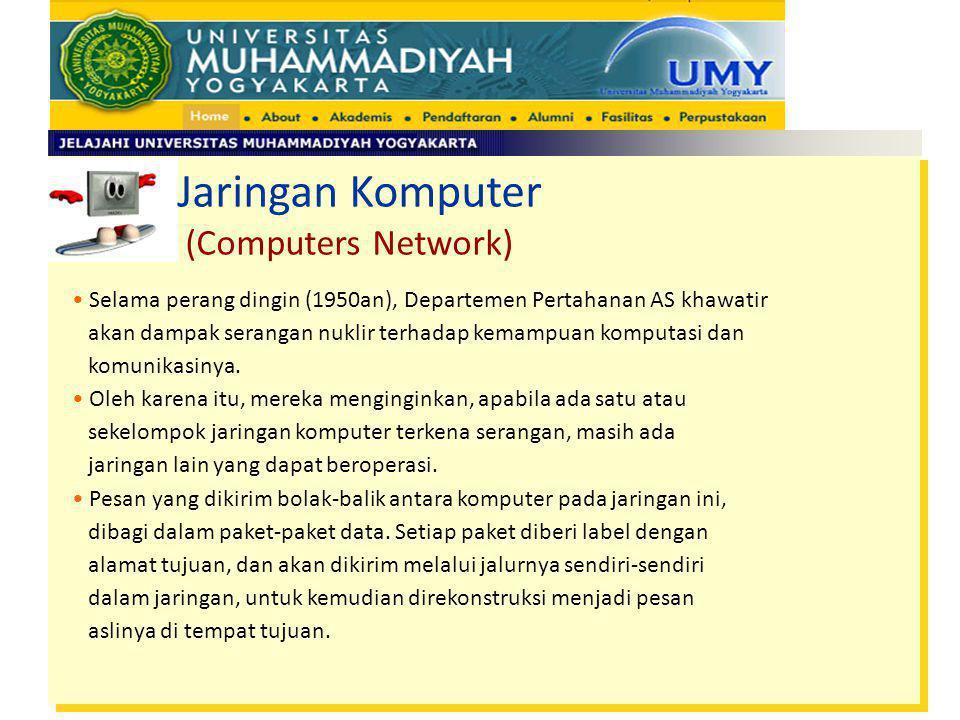 Jaringan Komputer (Computers Network)