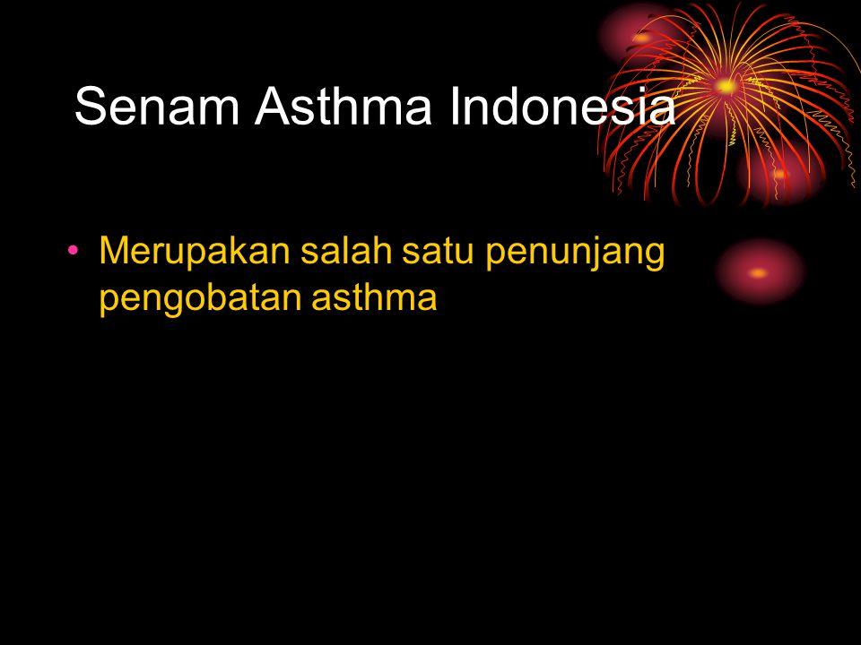 Senam Asthma Indonesia