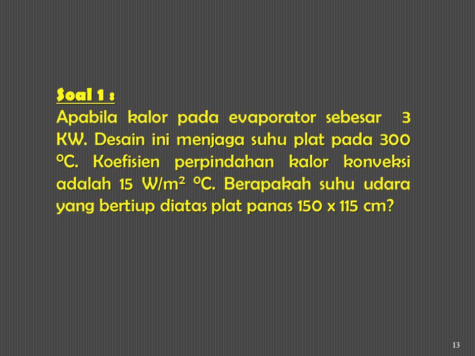 Soal 1 :