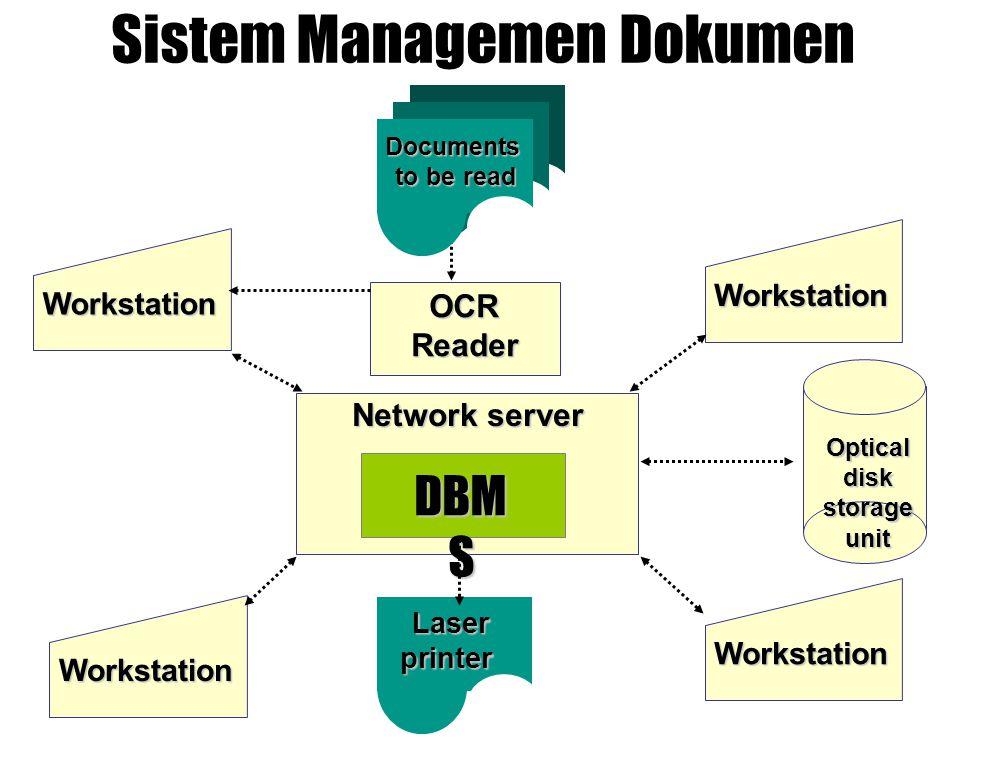 Sistem Managemen Dokumen