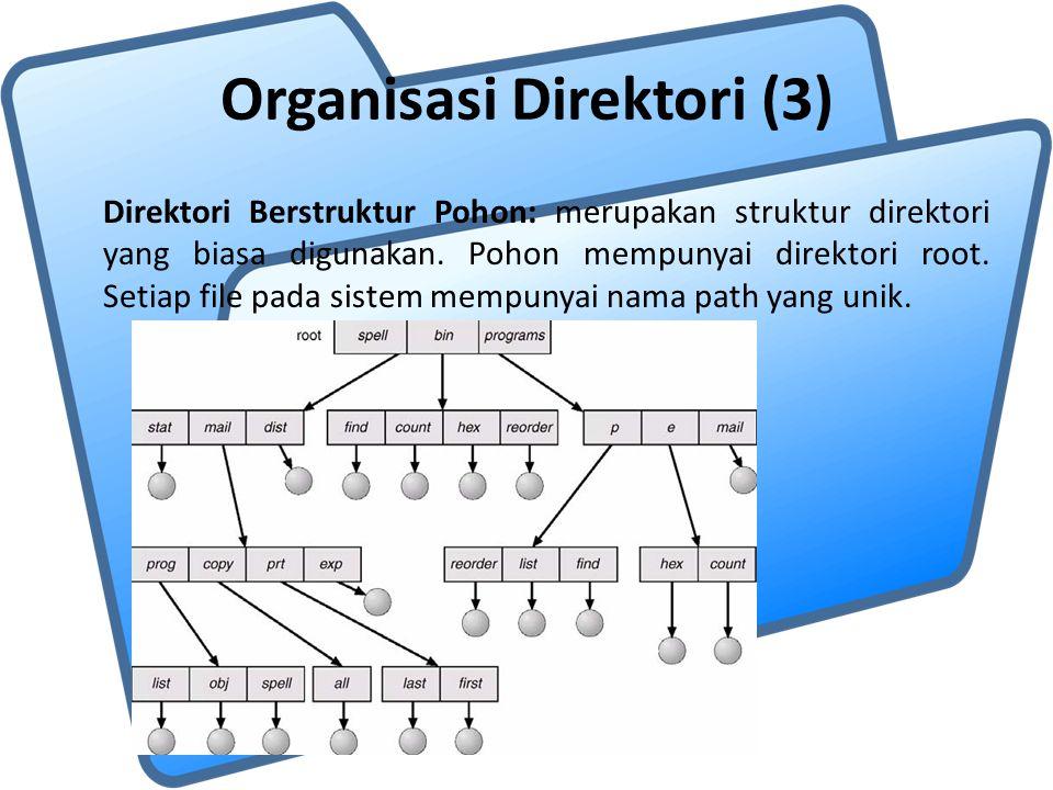 Organisasi Direktori (3)