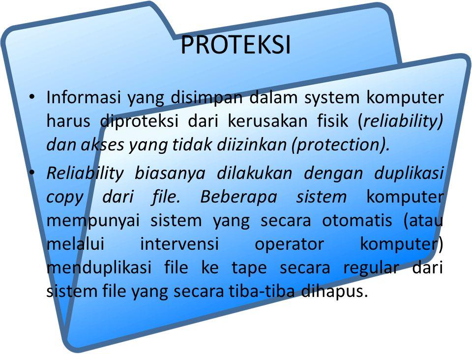 PROTEKSI