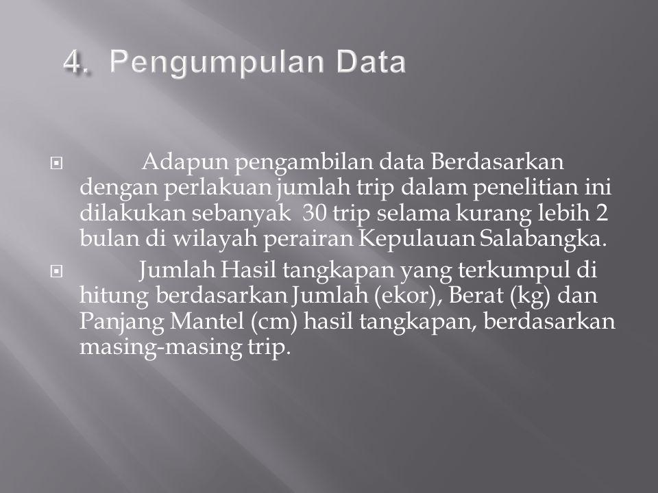 4. Pengumpulan Data