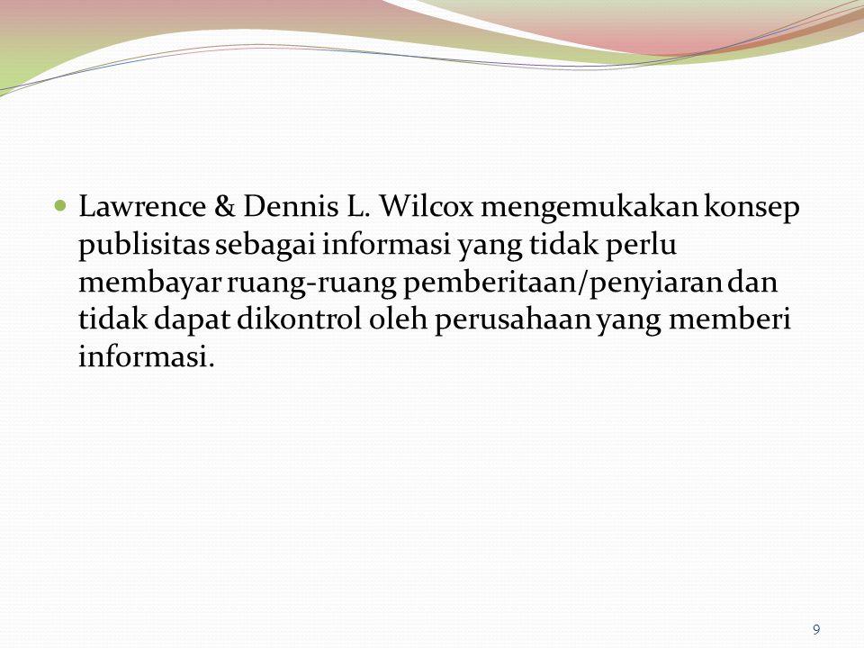 Lawrence & Dennis L.