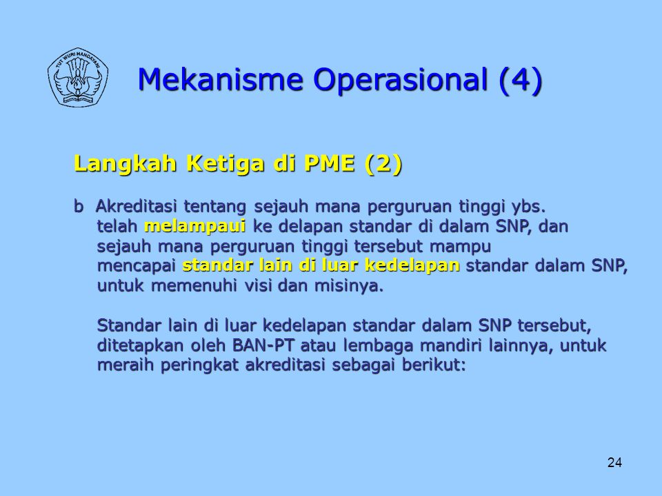 Mekanisme Operasional (4)