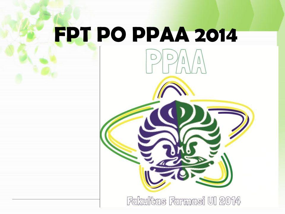 FPT PO PPAA 2014