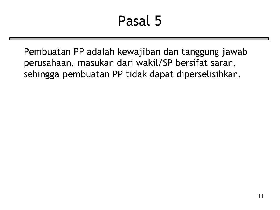 Pasal 5