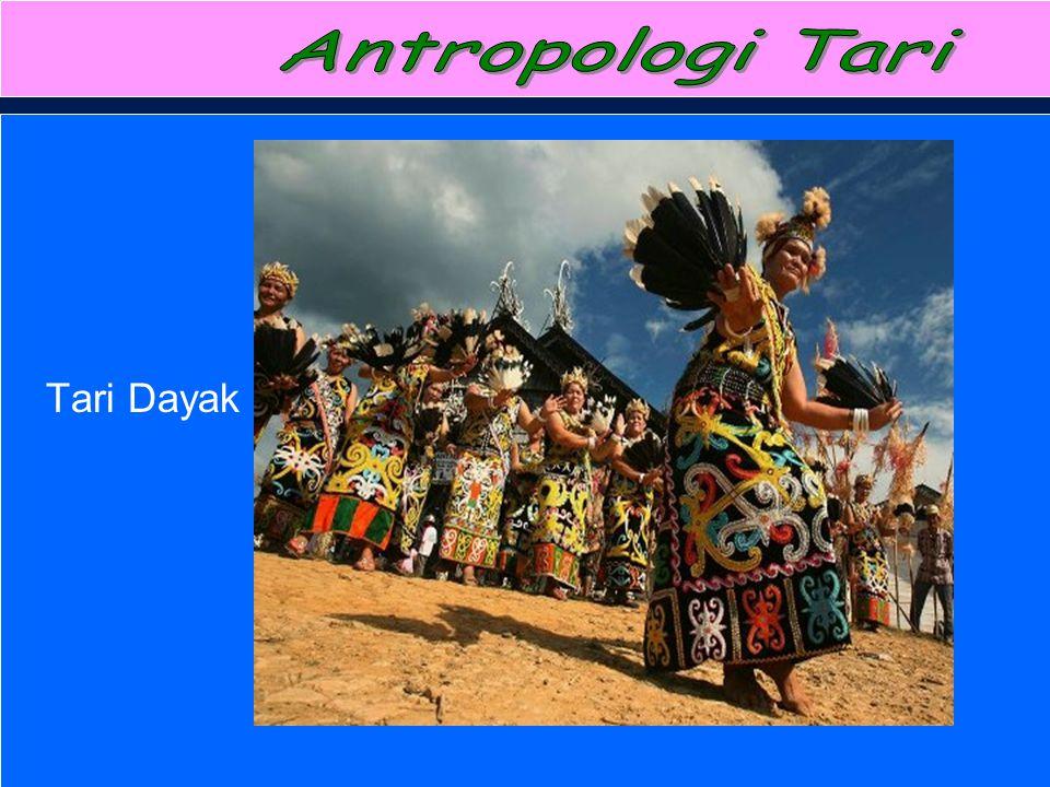 Antropologi Tari Tari Dayak