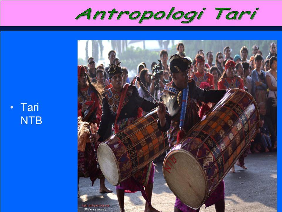 Antropologi Tari Tari NTB