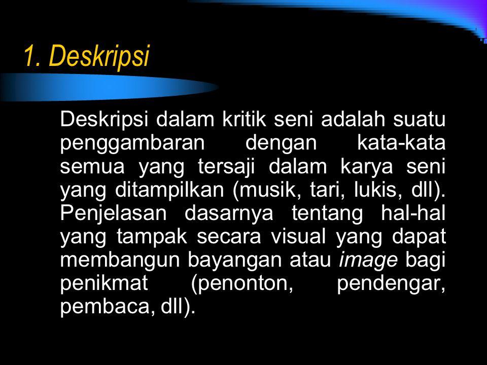 1. Deskripsi