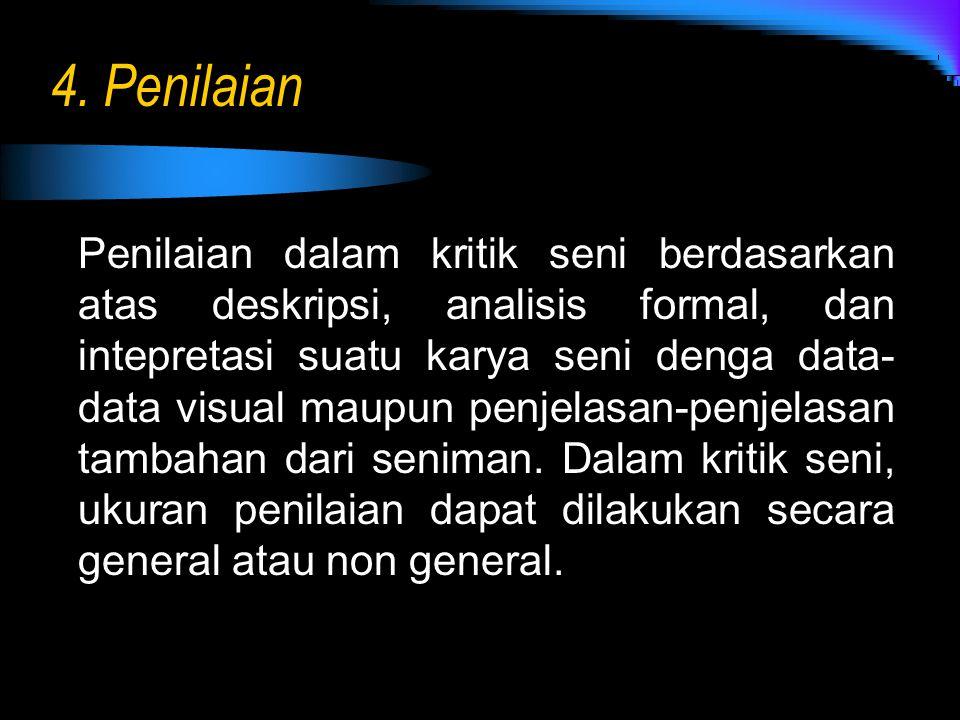 4. Penilaian
