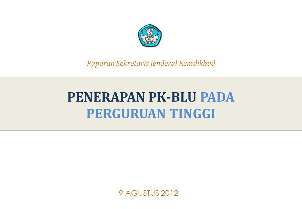 Paparan Sekretaris Jenderal Kemdikbud