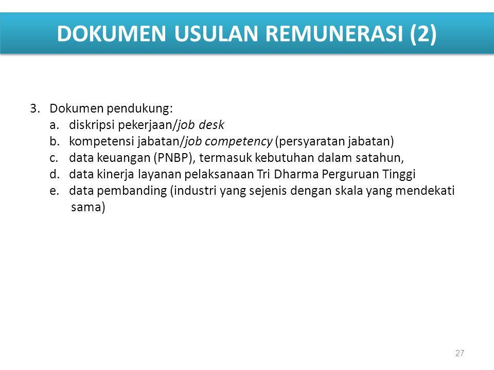 DOKUMEN USULAN REMUNERASI (2)