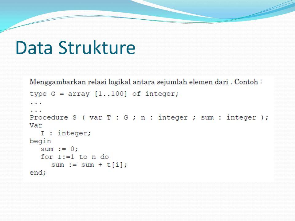 Data Strukture
