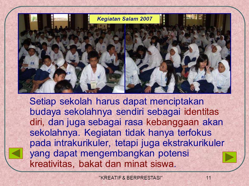 Kegiatan Salam 2007