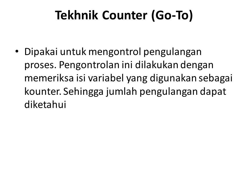 Tekhnik Counter (Go-To)