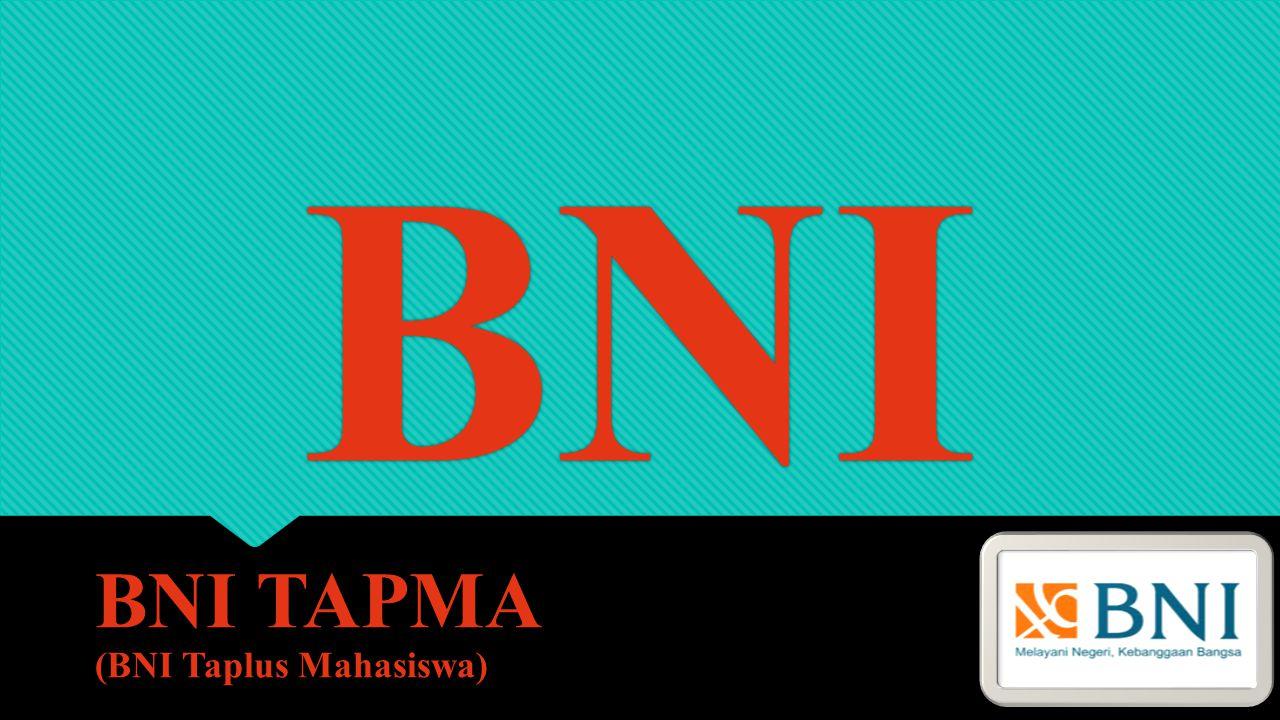 BNI TAPMA (BNI Taplus Mahasiswa)