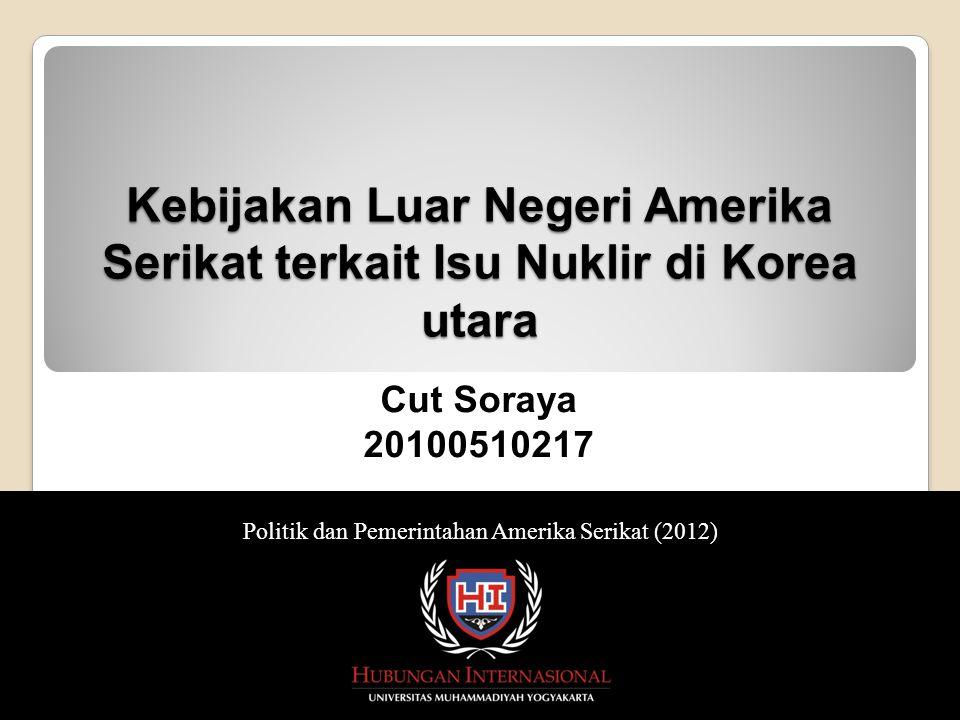 Politik dan Pemerintahan Amerika Serikat (2012)