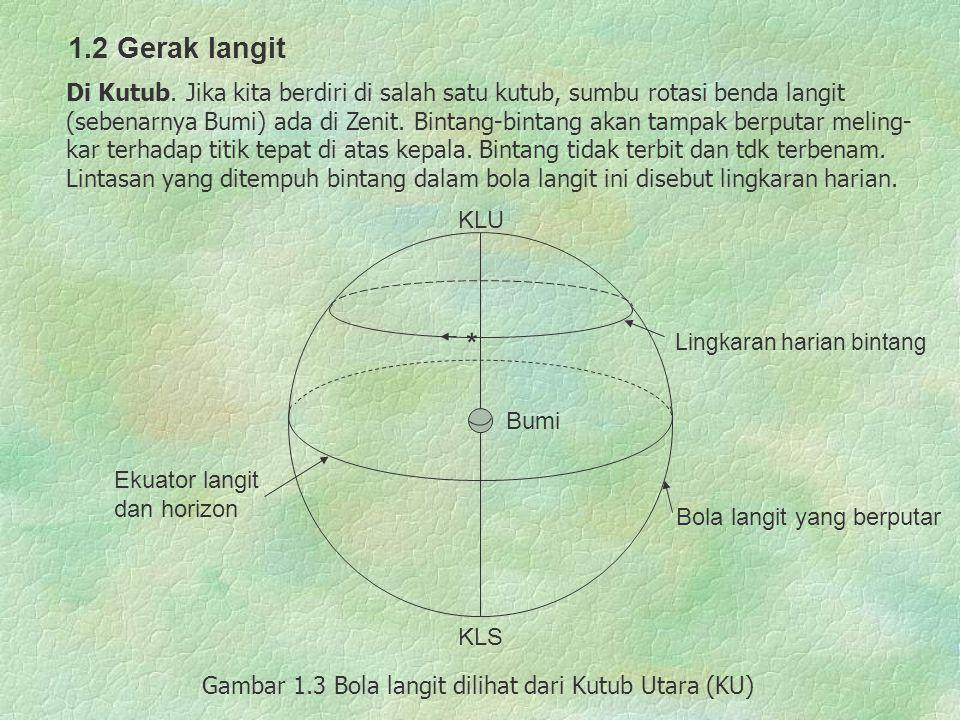 Lingkaran harian bintang
