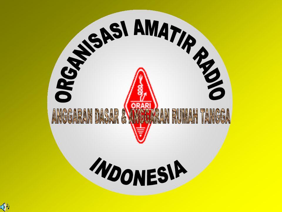 ORGANISASI AMATIR RADIO INDONESIA