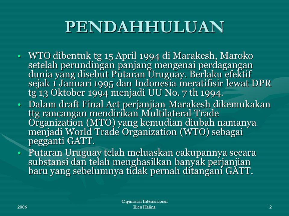 Organisasi Internasional Ilien Halina