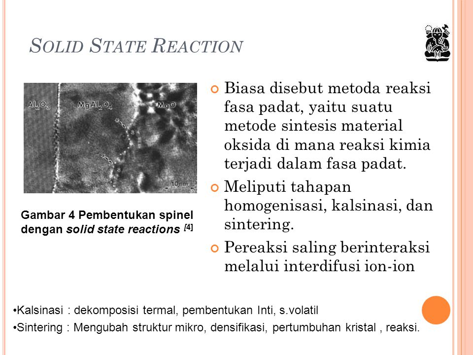Solid State Reaction