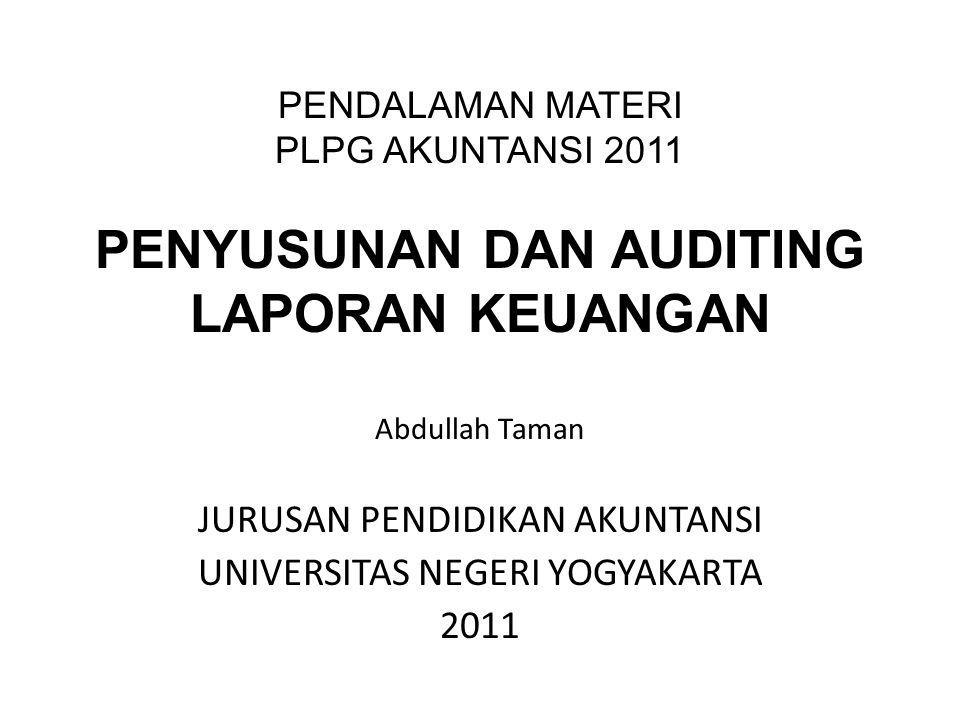 JURUSAN PENDIDIKAN AKUNTANSI UNIVERSITAS NEGERI YOGYAKARTA 2011