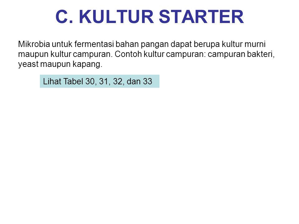 C. KULTUR STARTER