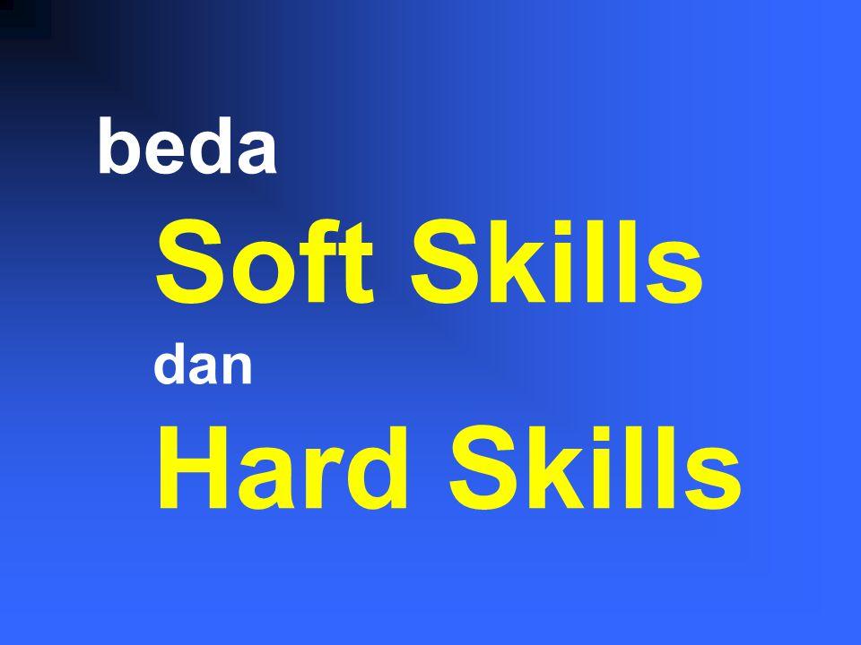 beda Soft Skills dan Hard Skills