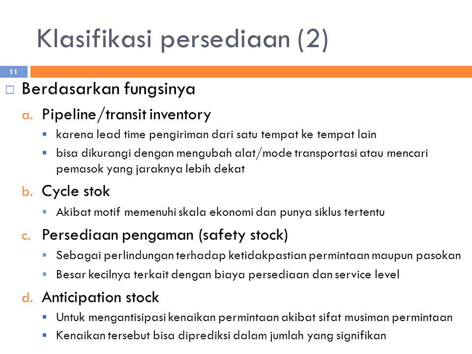Klasifikasi persediaan (2)