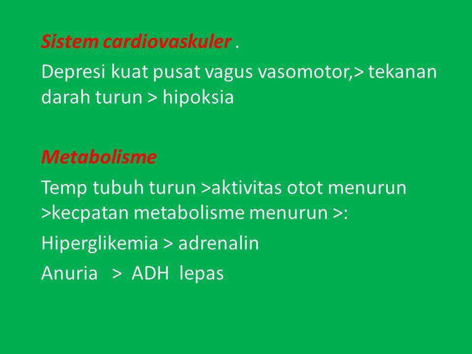 Sistem cardiovaskuler .