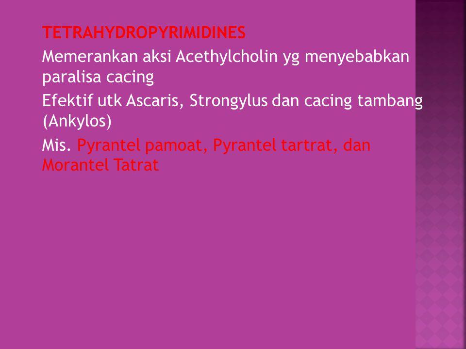 TETRAHYDROPYRIMIDINES