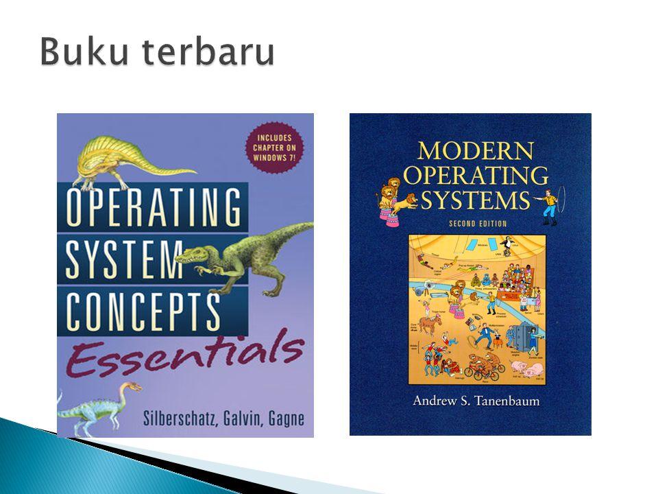 Buku terbaru