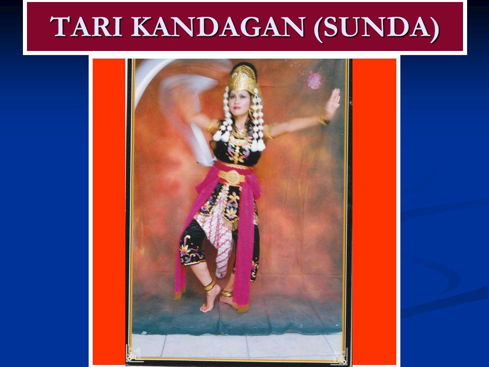 TARI KANDAGAN (SUNDA)