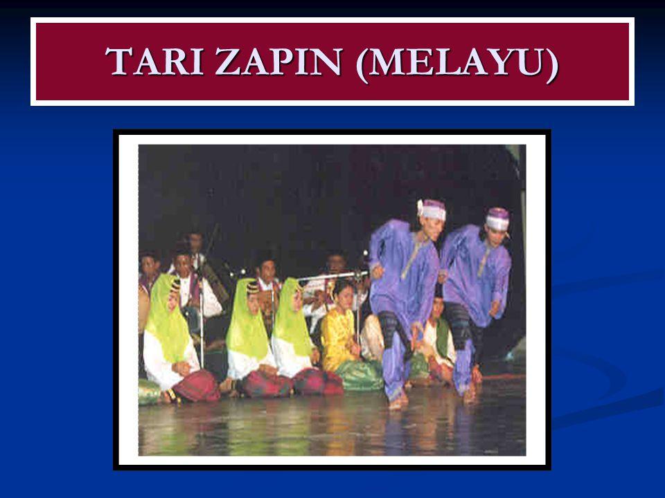 TARI ZAPIN (MELAYU)