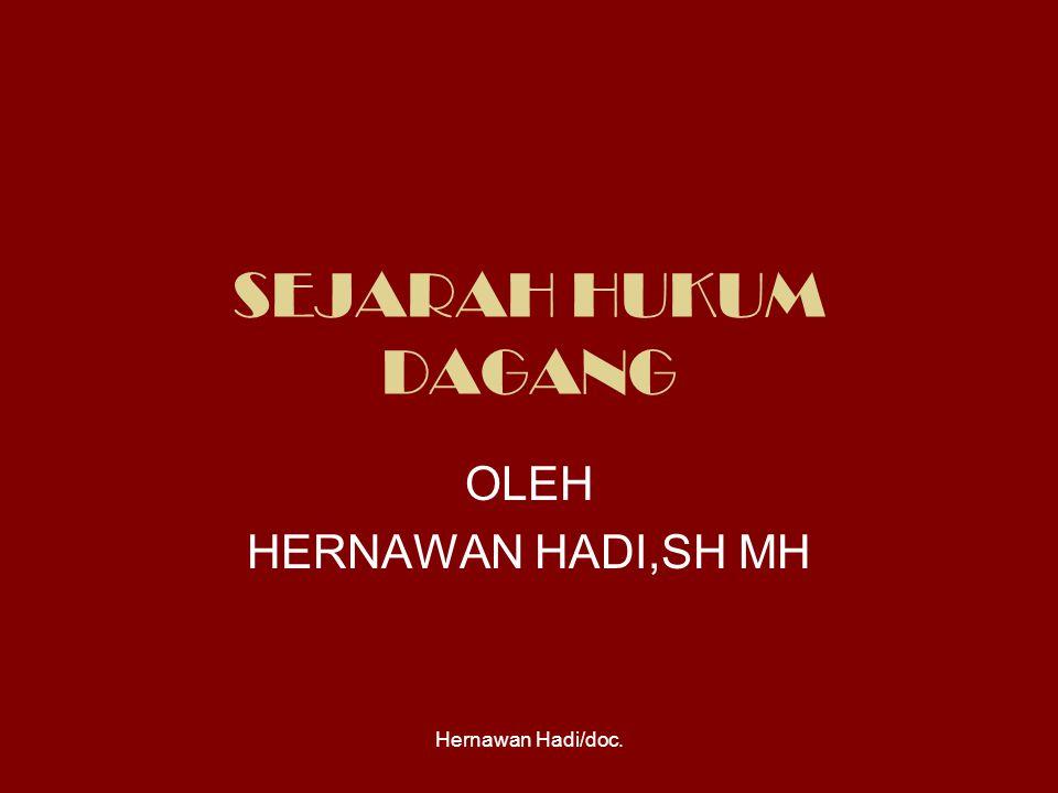 OLEH HERNAWAN HADI,SH MH