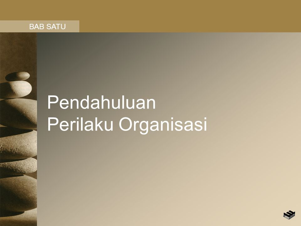 Pendahuluan Perilaku Organisasi