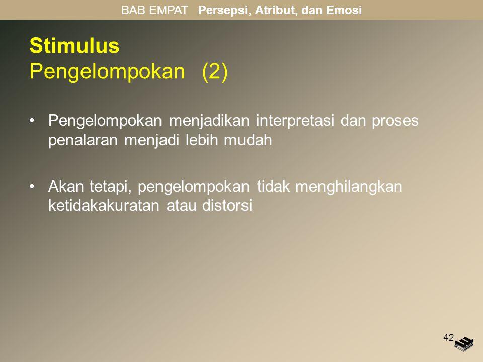 Stimulus Pengelompokan (2)