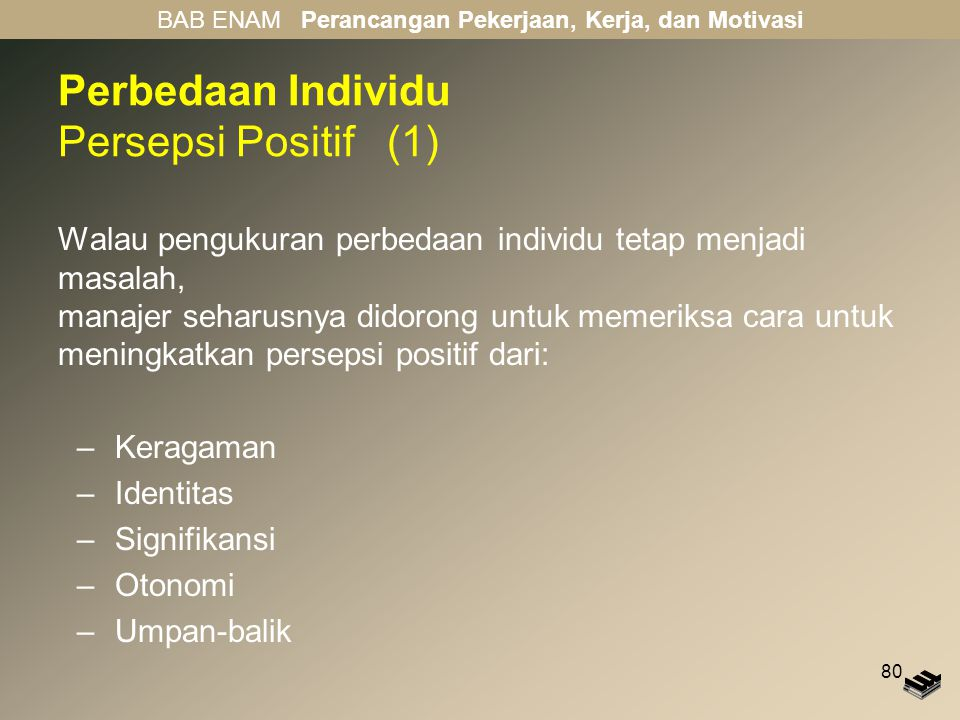 Perbedaan Individu Persepsi Positif (1)