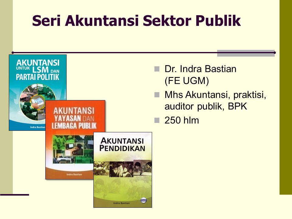 Seri Akuntansi Sektor Publik